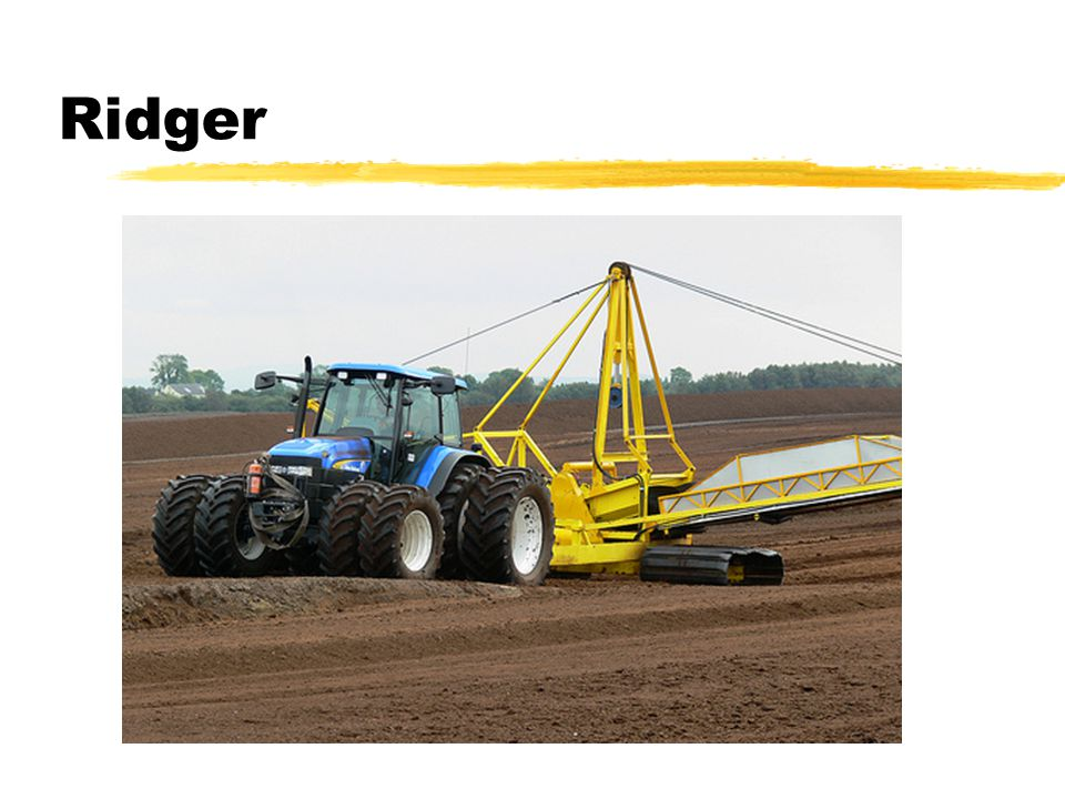 Ridger