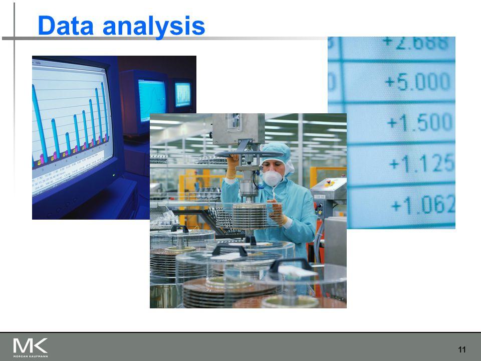 11 Data analysis