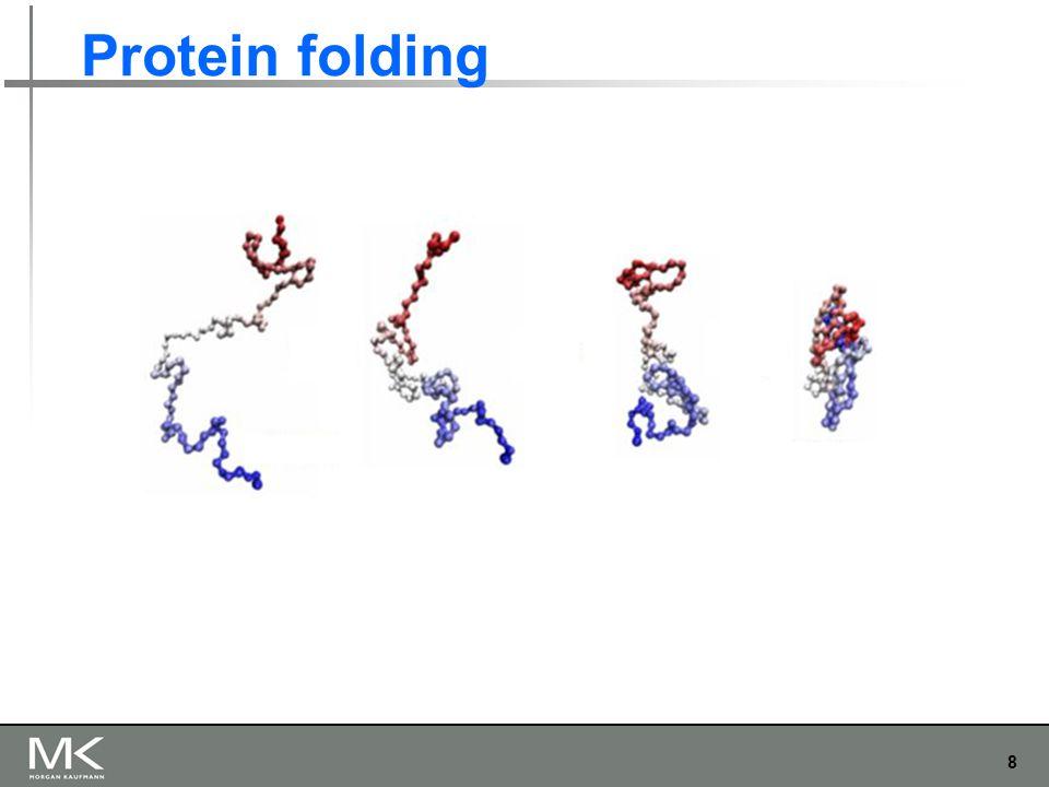 8 Protein folding