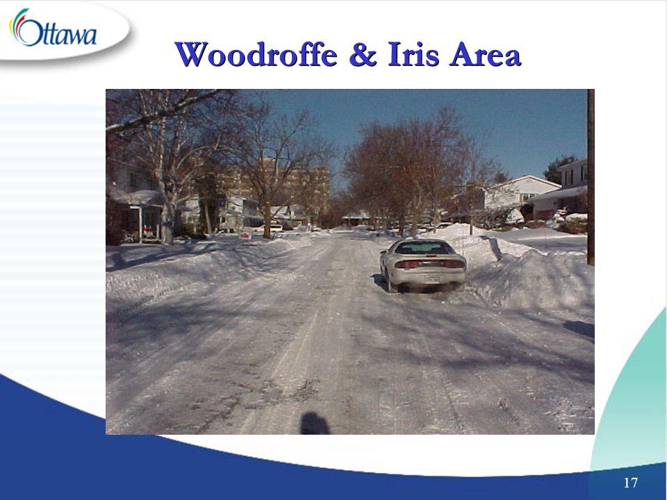 17 Woodroffe & Iris Area