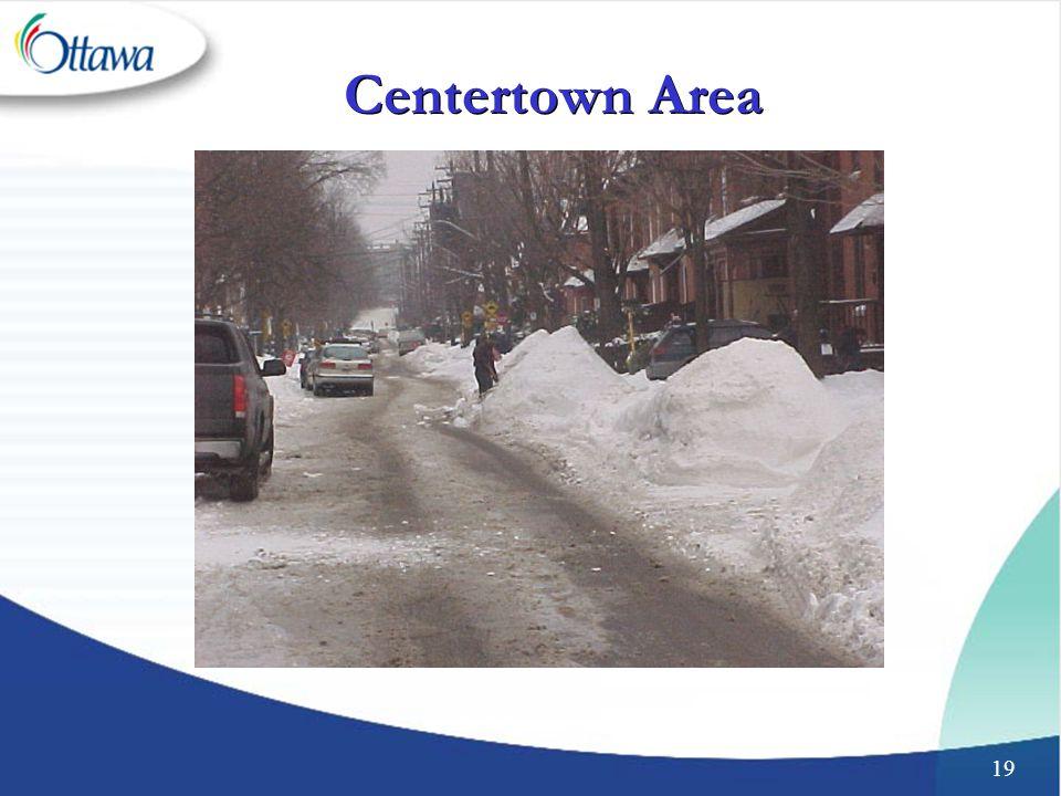 19 Centertown Area