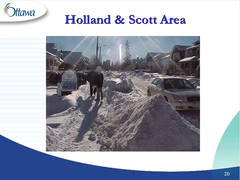 20 Holland & Scott Area