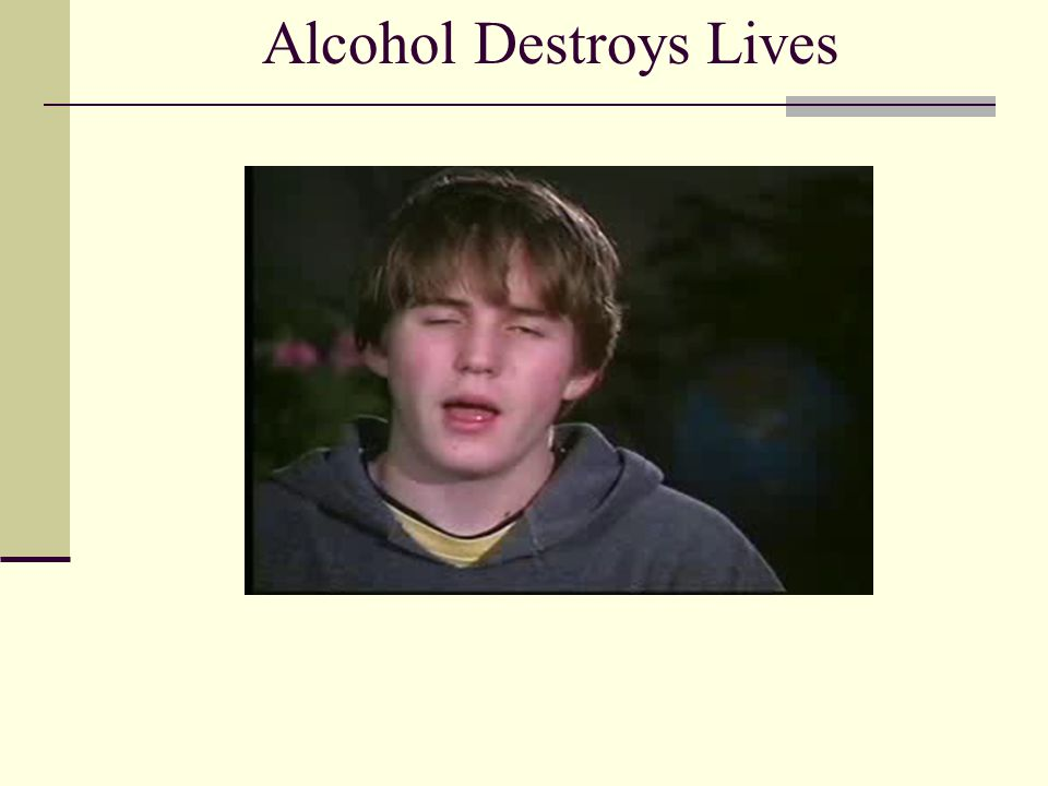 Statistics 16,885 alcohol-related fatalities in 2005 – 39 percent of the total traffic fatalities for the year.
