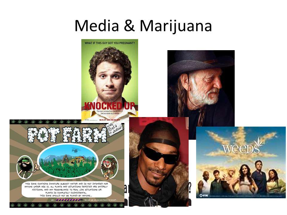 Media & Marijuana