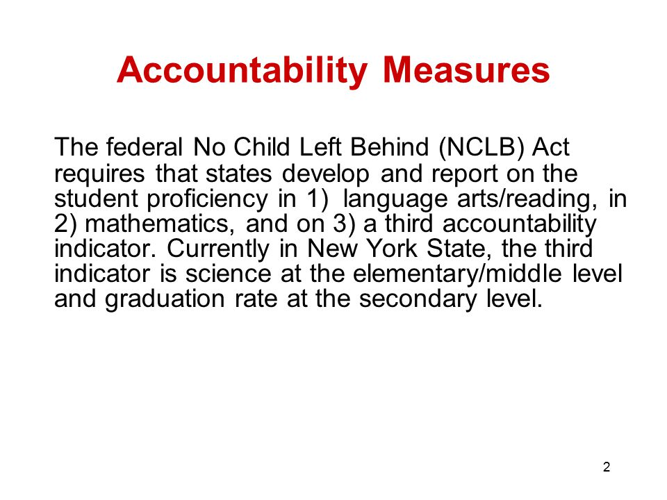 103 Accountability for Alternative High School Cohorts Section 100.2(p)(16)(iii) of Commissioner's Regulations allows schools in which more than half the students enrolled have previously been enrolled in another high school or in which more than half the enrollment is receiving special education services to voluntarily submit the performance of an alternative high school cohort.