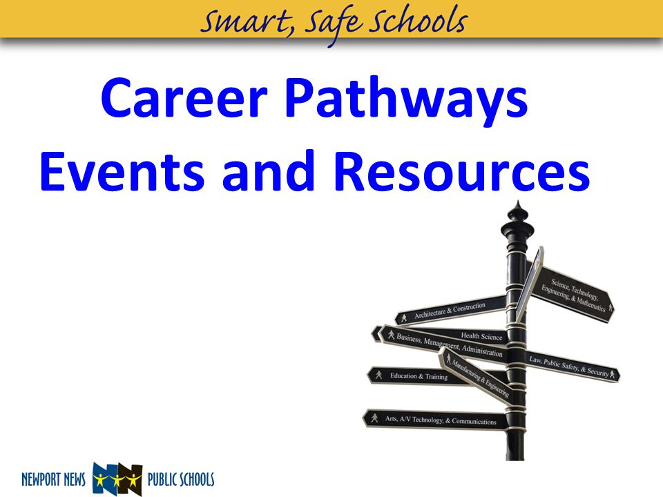 Career Pathways Events and Resources