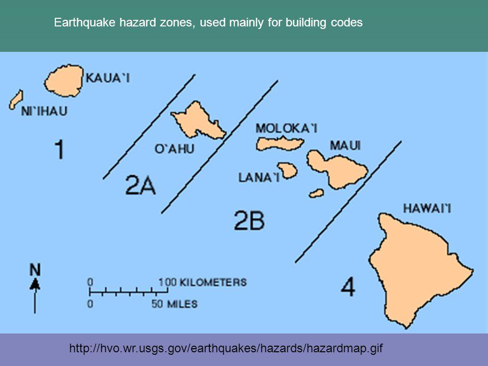 From: Reconnaissance Following the October 15th, 2006 Earthquakes on the Island of Hawai`i By Ian Robertson, Peter Nicholson, Horst Brandes (UH Mānoa School of Engineering) Mauna Kea Beach hotel