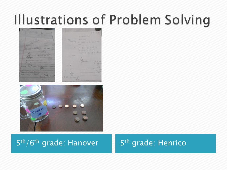 5 th /6 th grade: Hanover5 th grade: Henrico