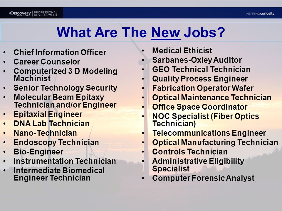 Jobs That Will Boom In 2020 1.Data Crunching 2.Counseling and Therapy 3.Scientific Research 4.Computer Engineering 5.Veterinarians 6.Environmental and