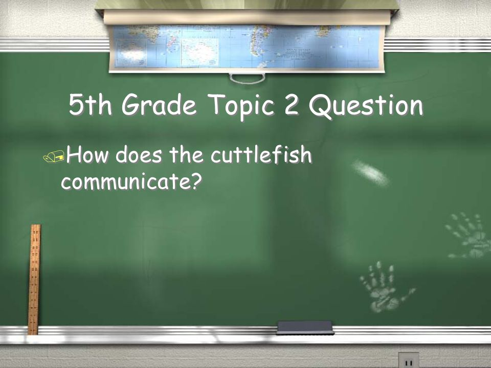 5th Grade Topic 1 Answer / Communicate. Return