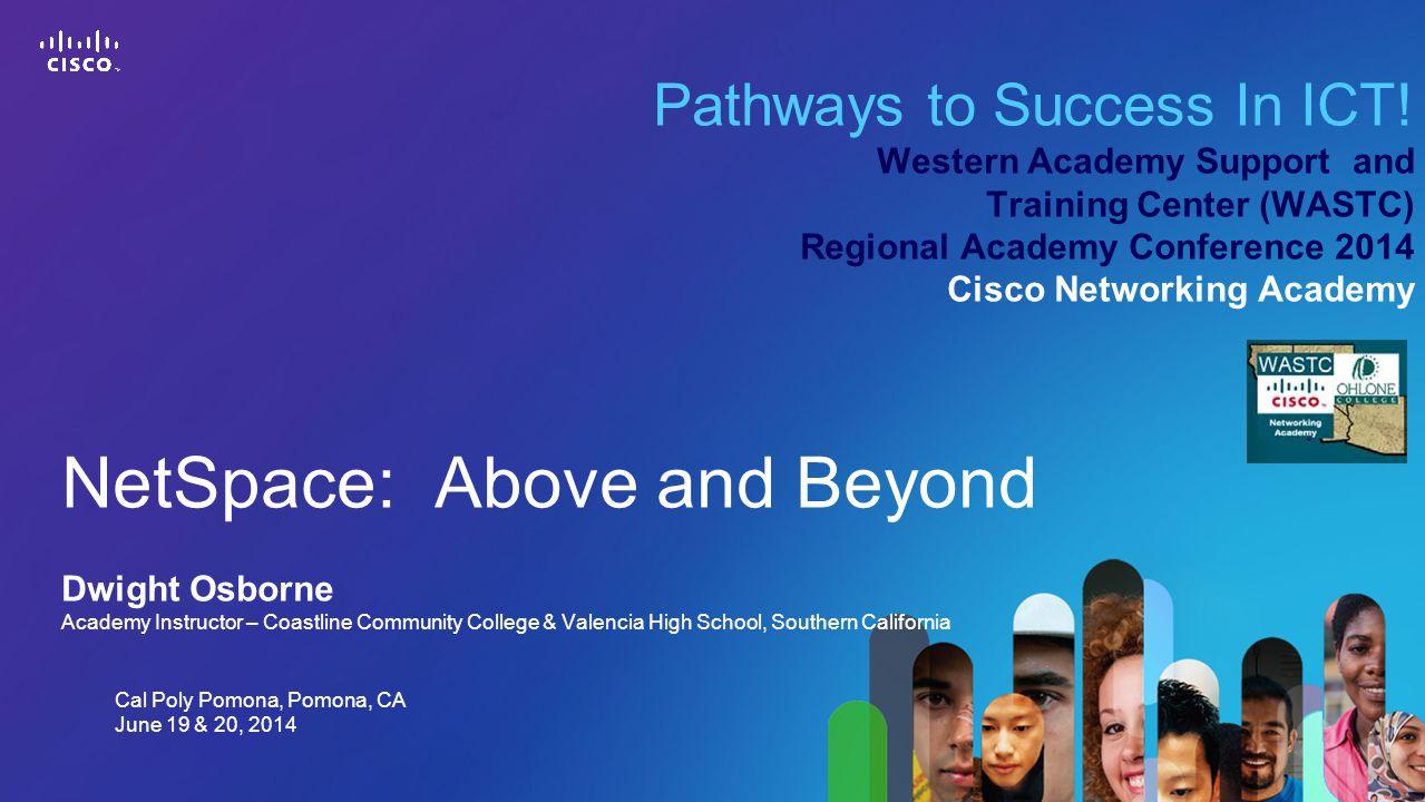 Pathways to Success In ICT.