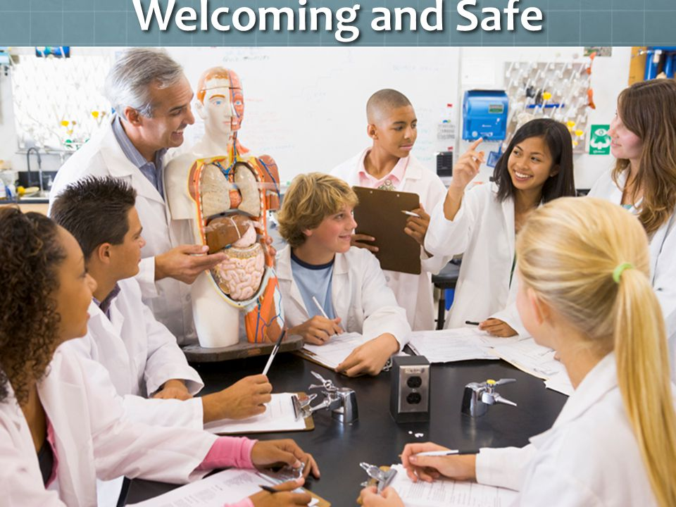 Welcoming and Safe Classroom Environment