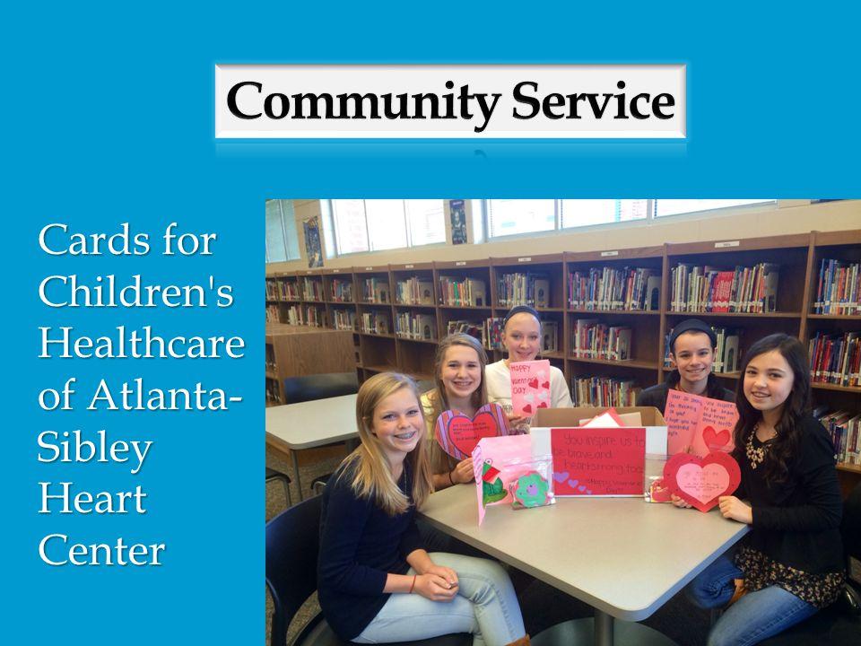 Cards for Children's Healthcare of Atlanta- Sibley Heart Center