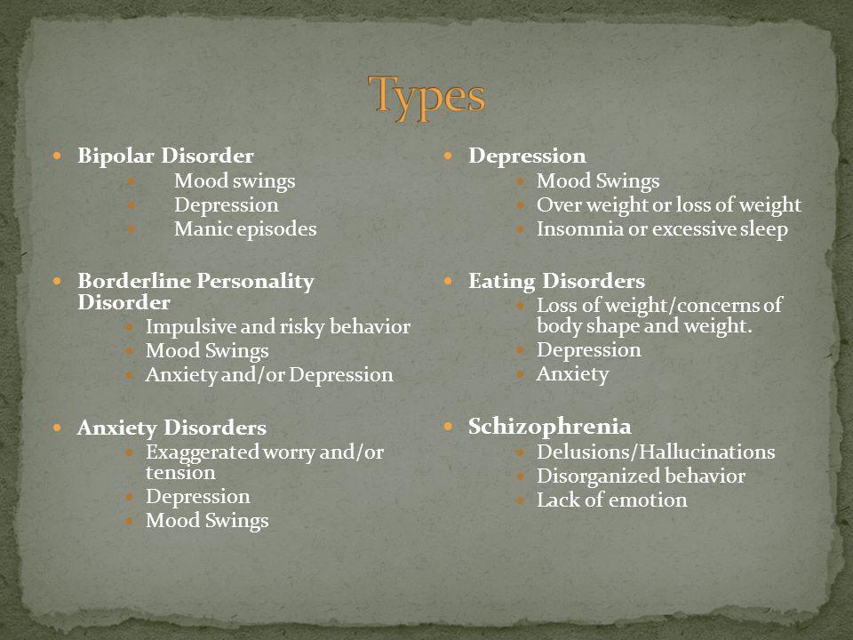 Adventures into depression