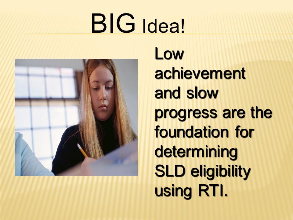 BIG Idea.