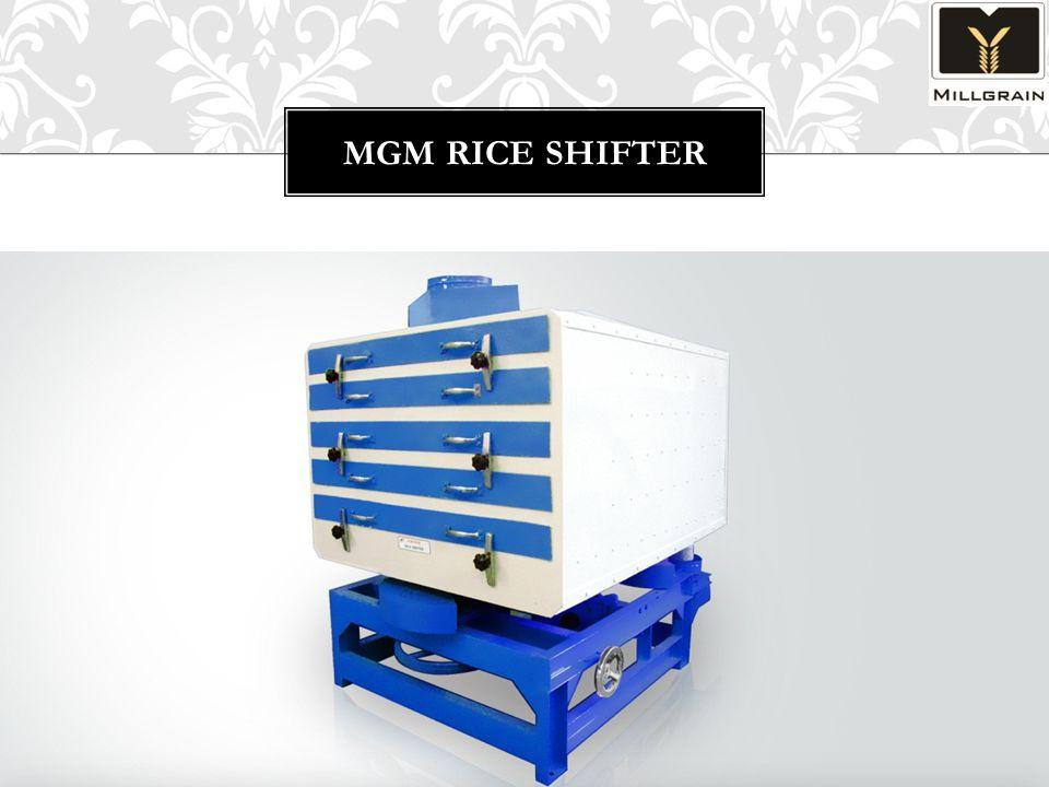 MGM RICE SHIFTER