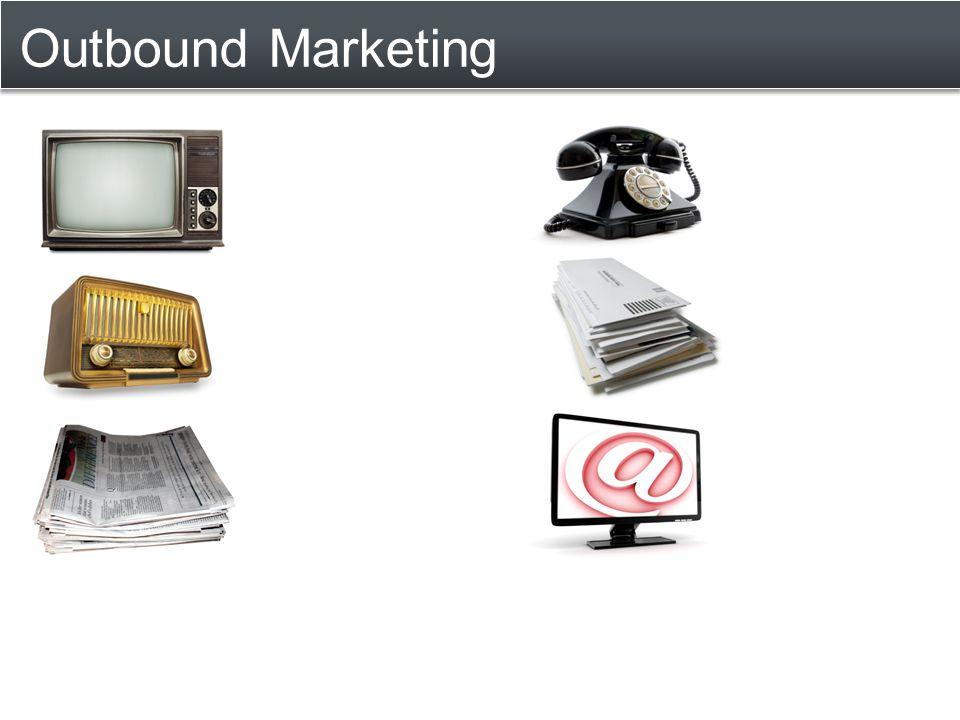 Outbound Marketing is Broken 800-555-1234 Annoying Salesperson