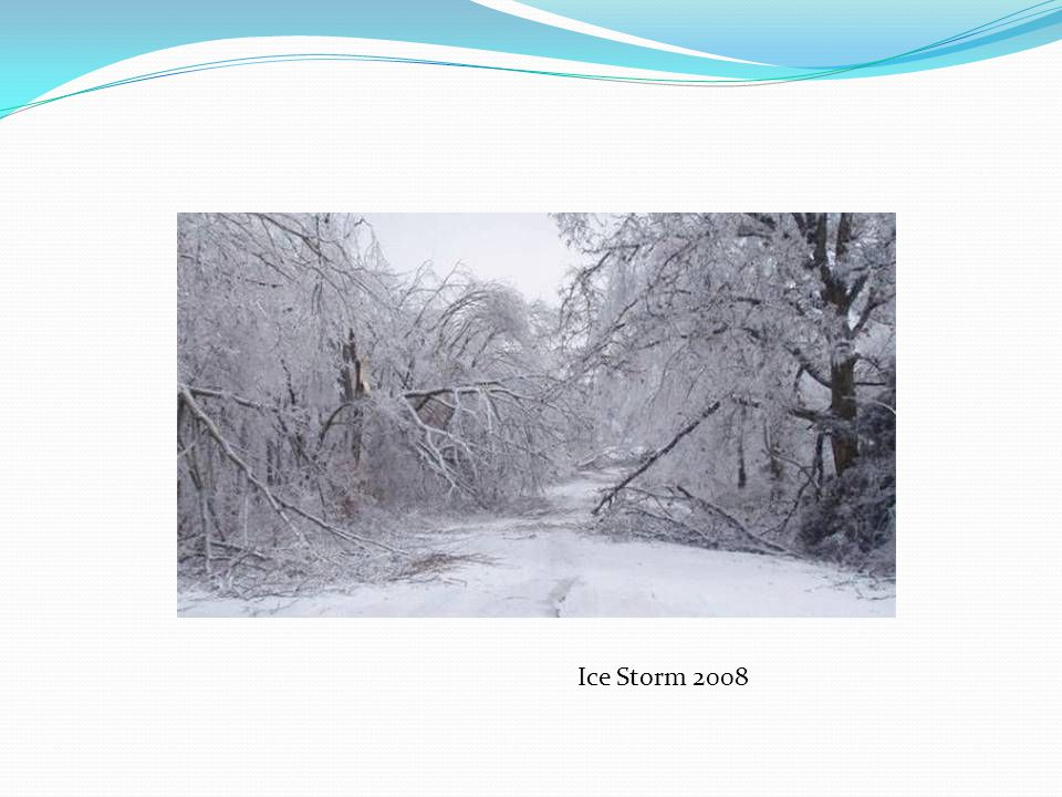 Ice Storm 2008