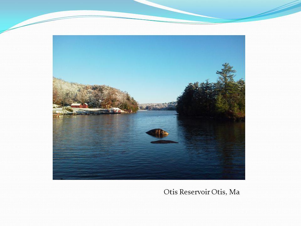 Otis Reservoir Otis, Ma