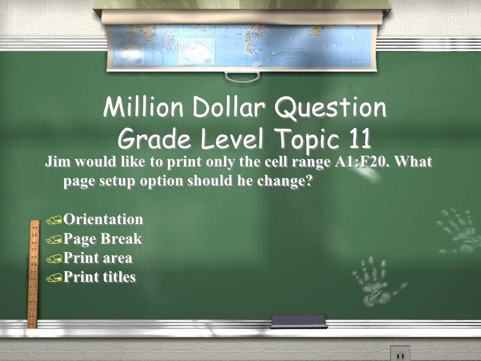 1st Grade Topic 9 Answer / Scale Return