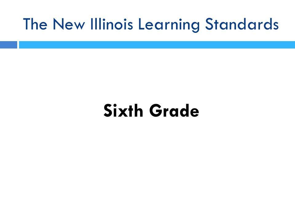 Statistics Standards for 6 th Grade Measures of Spread Let's look at another method of measuring the spread of the data.
