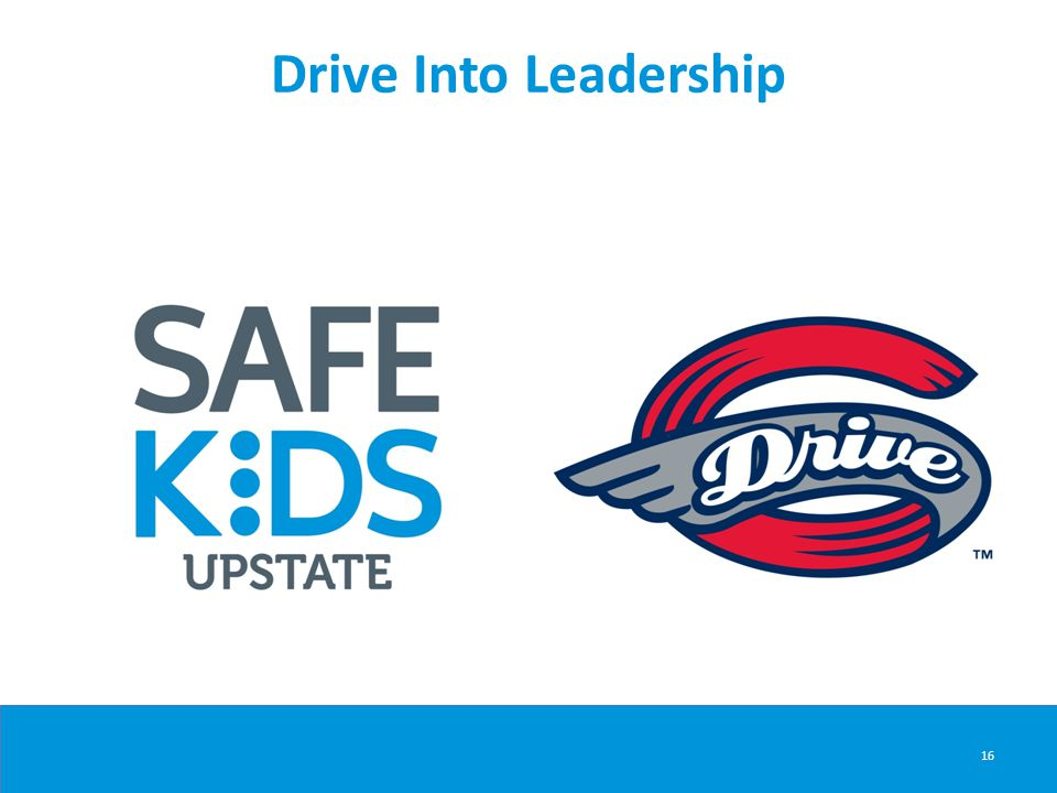 Drive Into Leadership 16