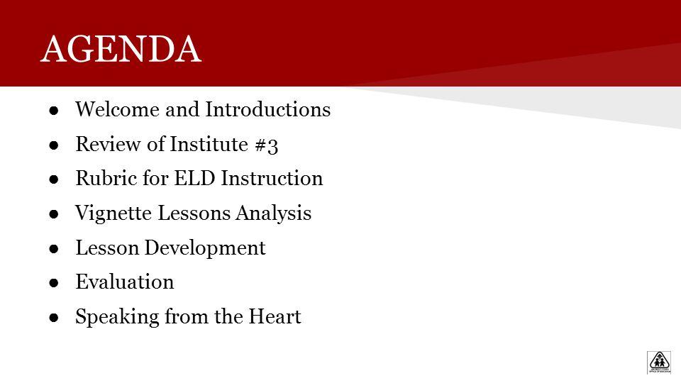 Instructions: K12345K12345 6 7 8 10 11 A.Choose a vignette grade level B.Find a partner who is reading the same grade level.
