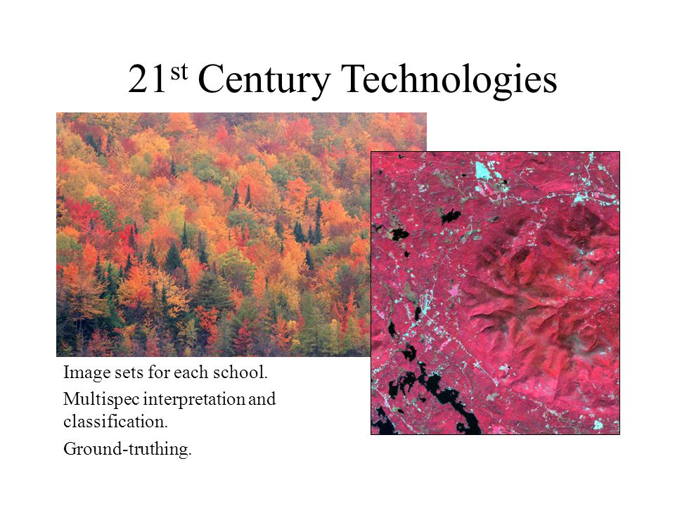 21 st Century Technologies Image sets for each school.