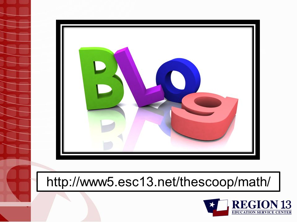 http://www5.esc13.net/thescoop/math/