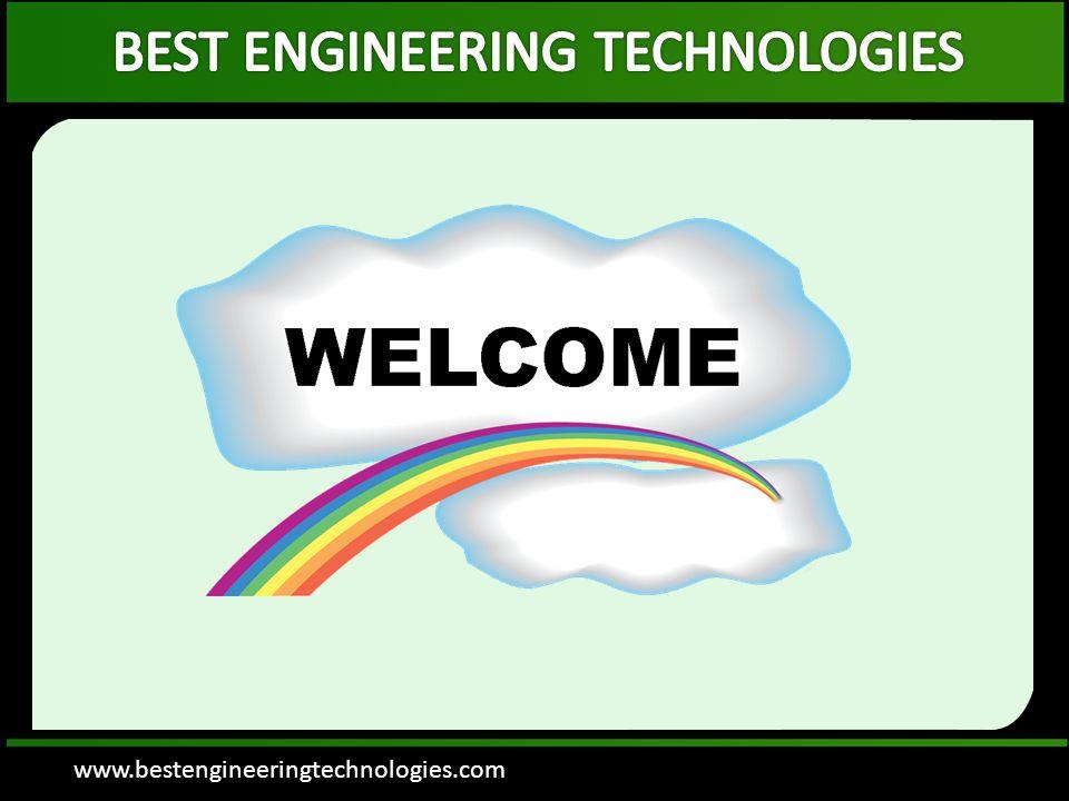 BEST ENGINEERING TECHNOLOGIES (An ISO 9001:2008 Certified Company) Plot No.69/A, 5-9-285/13, Rajiv Gandhi Nagar, Industrial Estate, Kukatpally, Hyderabad – 500 037, Andhra Pradesh, INDIA.