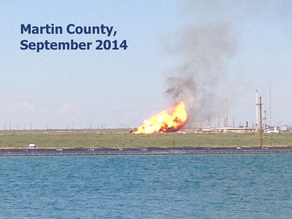 Martin County, September 2014