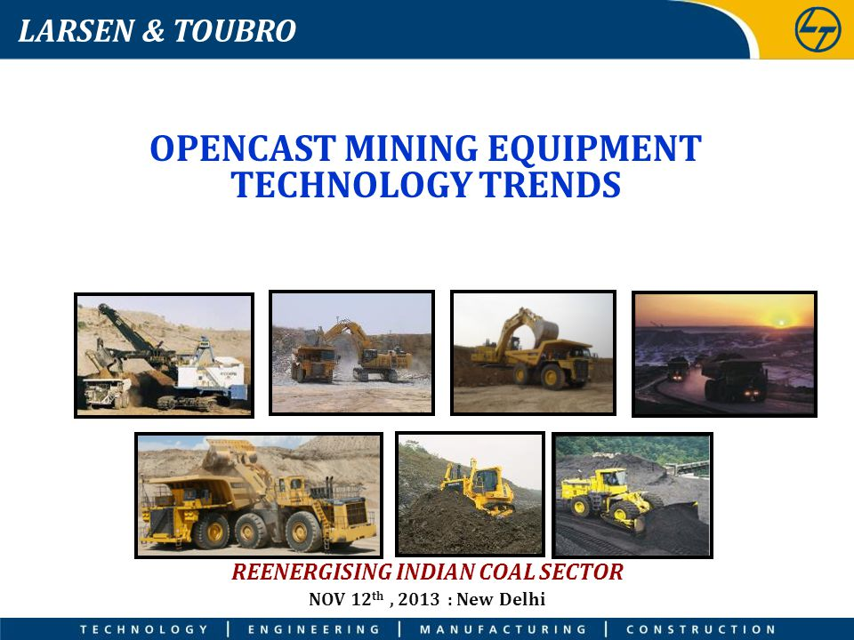 Trends Mining Equipment Size Equipment Operating Systems Equipment Tracking Systems Equipment Management Systems.