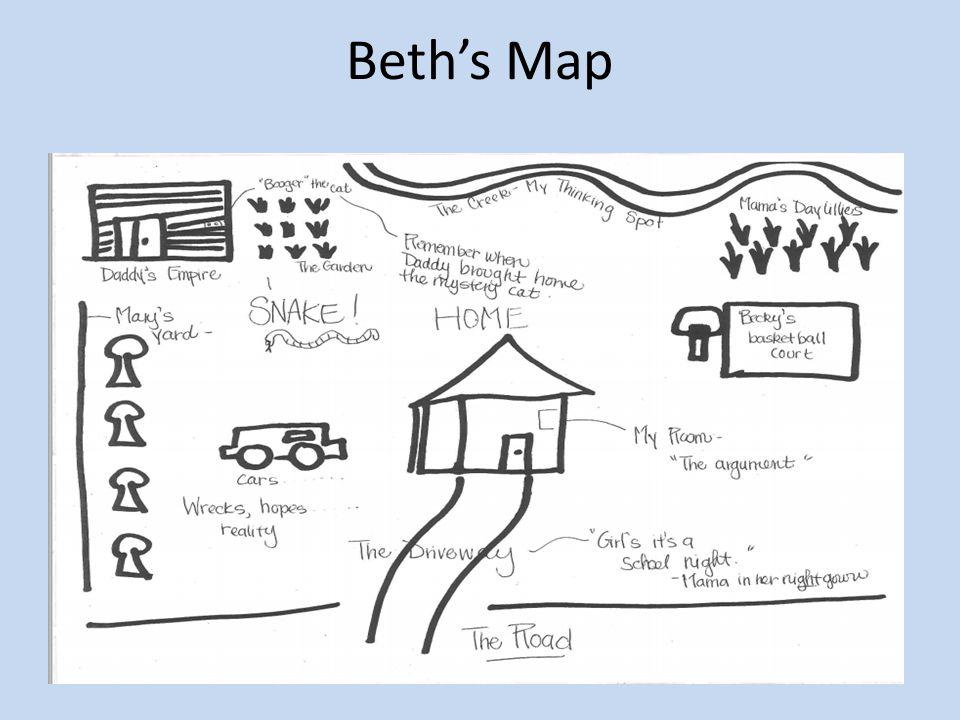 Beth's Map