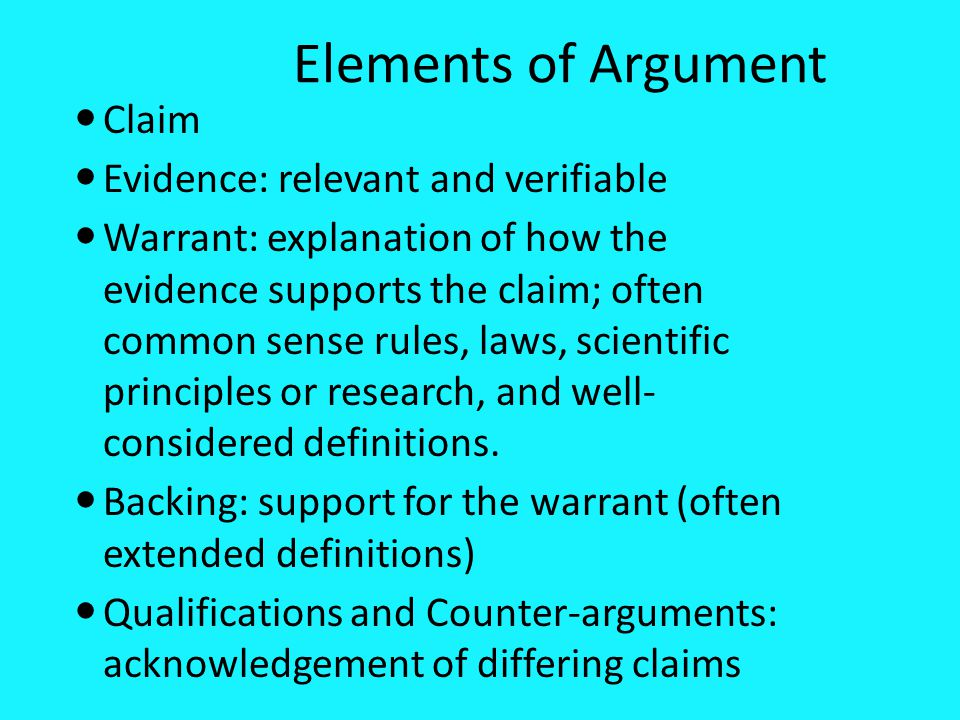 Appropriate Evidence Current events (local, municipal, state, national, global) Historical events Literature (and other academic texts) Analogies and hypotheticals Personal anecdotes (if appropriate to the prompt)