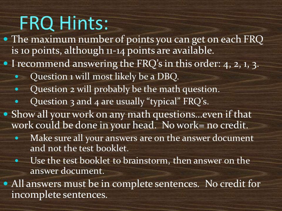 1. Identify = one sentence. 2. Describe , discuss or explain = 3 sentences for each answer.