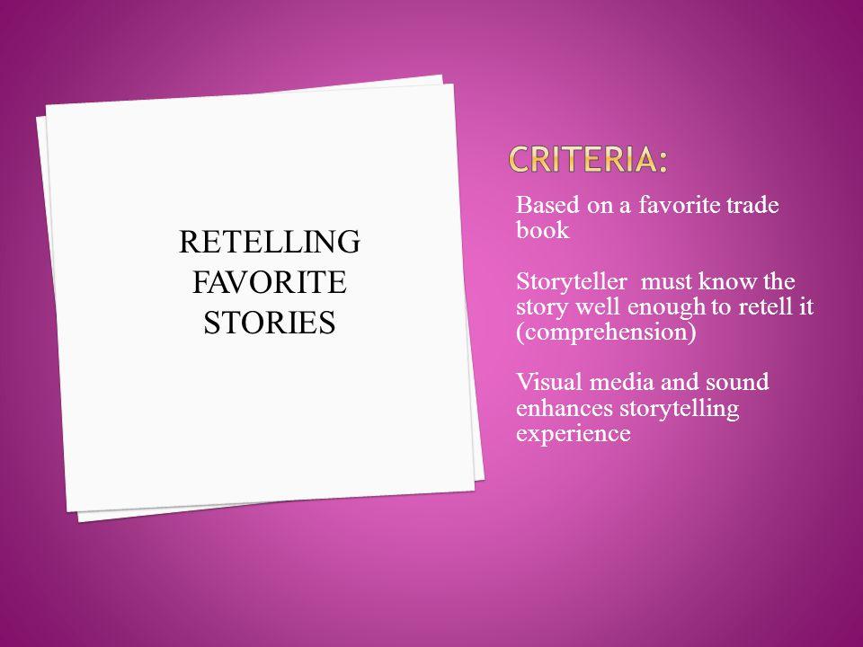 Celebration Stories