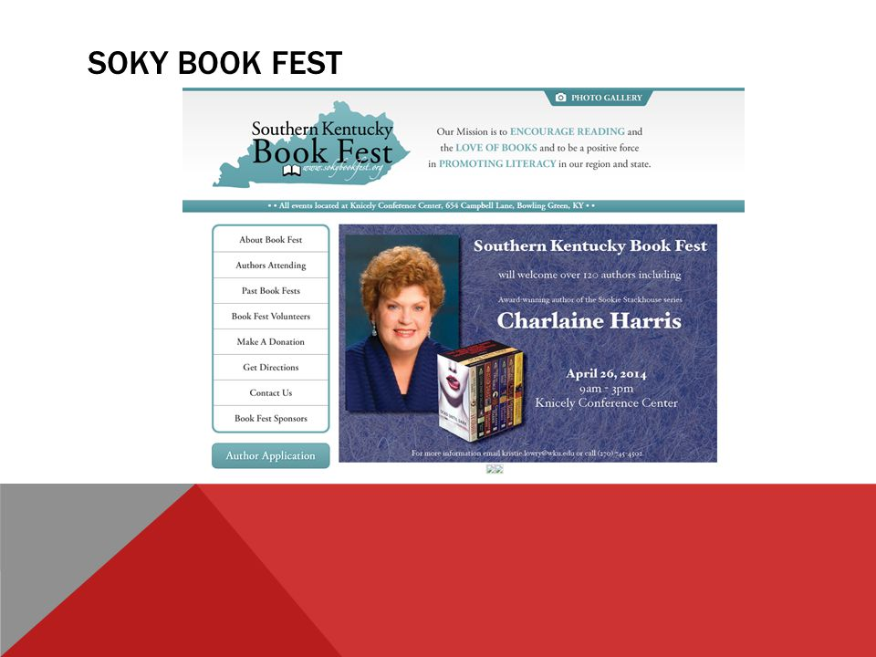 SOKY BOOK FEST