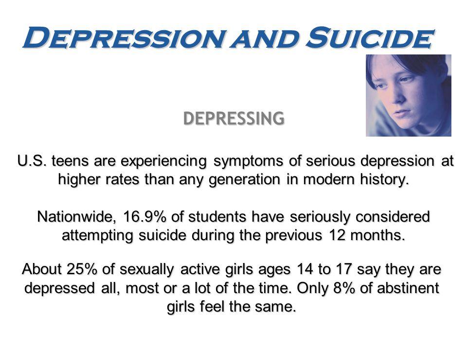 DEPRESSING U.S.