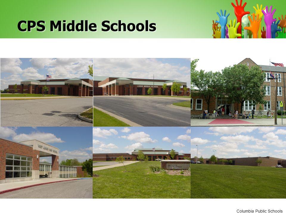 Columbia Public Schools CPS Middle Schools