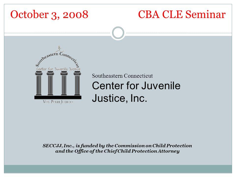 Southeastern Connecticut Center for Juvenile Justice, Inc.