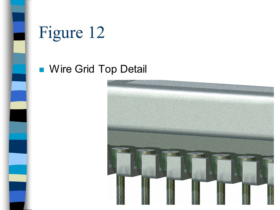 Figure 12 n Wire Grid Top Detail