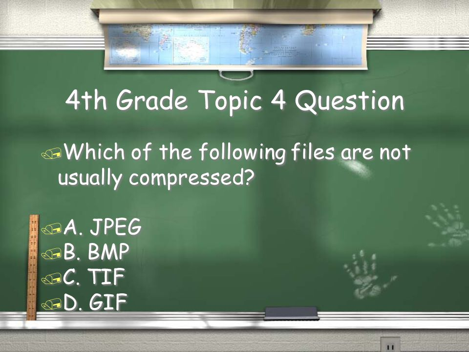4th Grade Topic 3 Answer / True or False: A raster image is comprised of pixels.