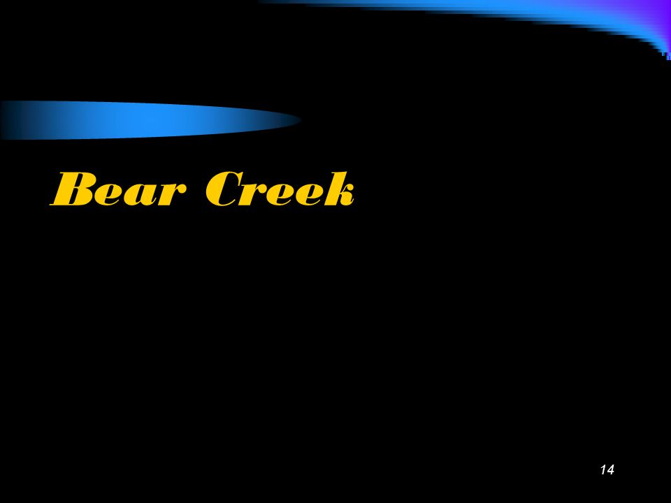 13 Bear Creek Camp Harris Creek Camp Beach Camp The Camps