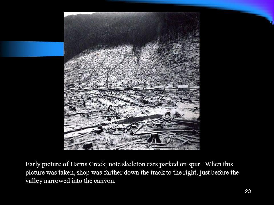 22 Harris Creek