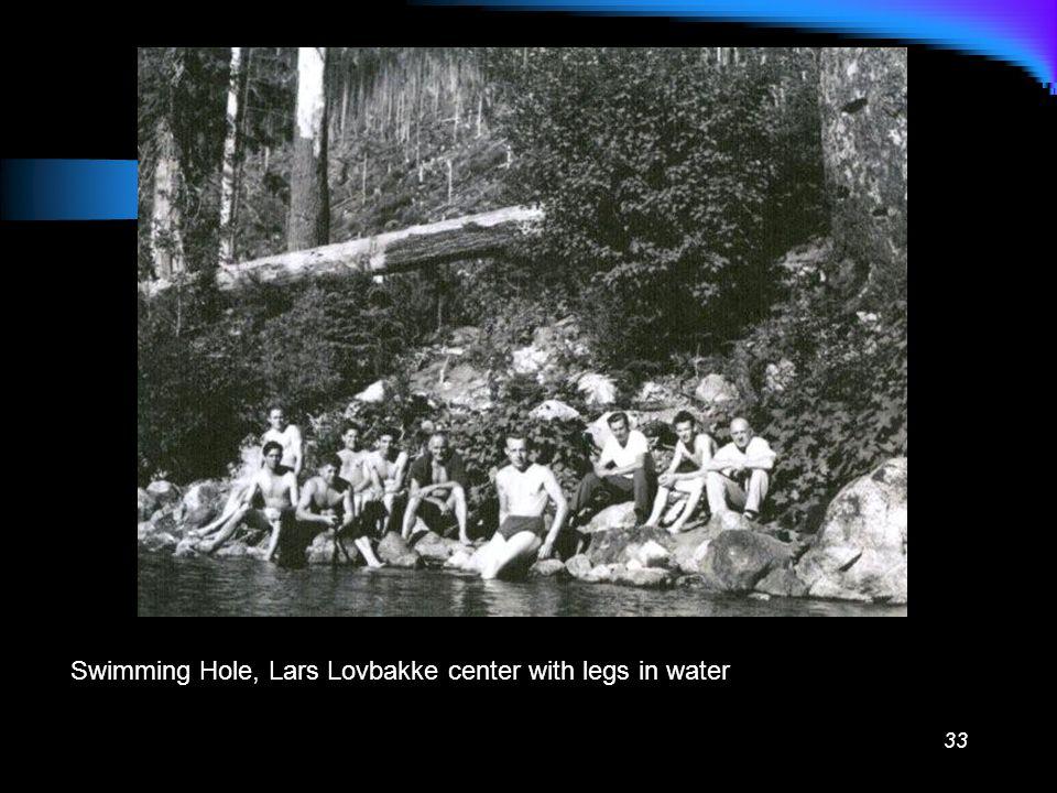 32 Harris Creek kids (Bobby Laurient, Gordon Laurient, Virginia Smith.