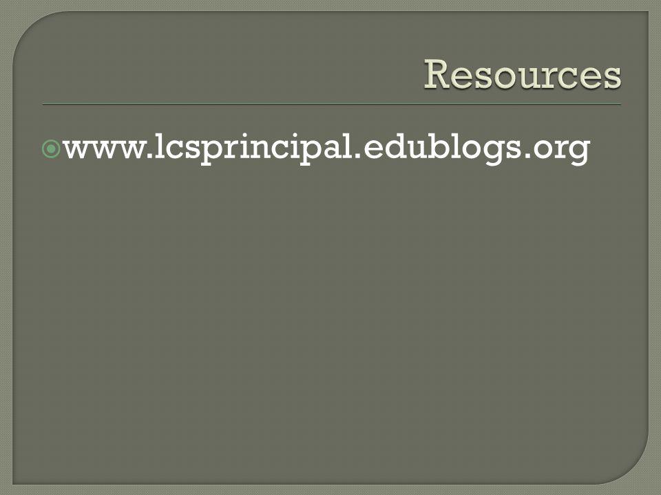  www.lcsprincipal.edublogs.org