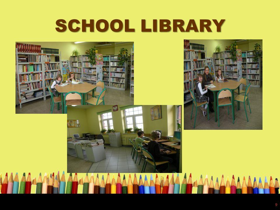 SCHOOL LIBRARY 9