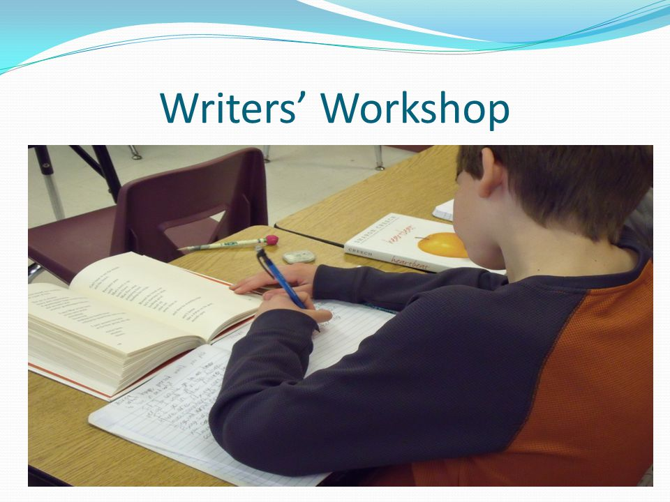 Writers' Workshop