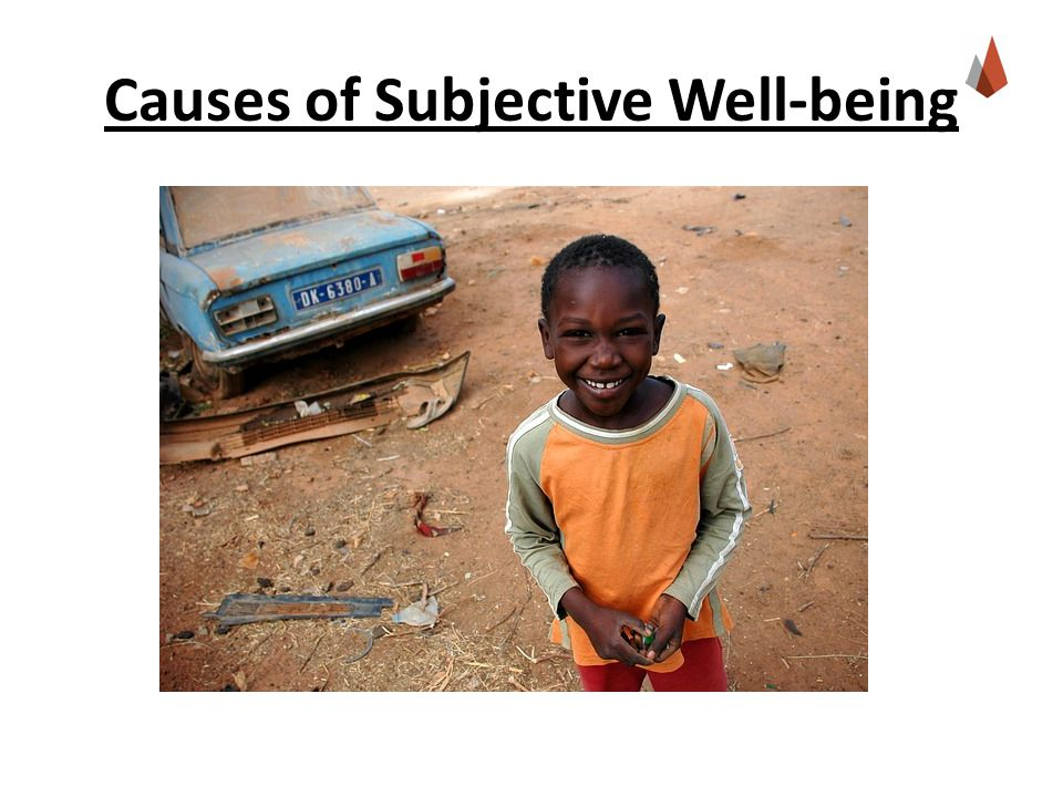 Causes of Subjective Well-being