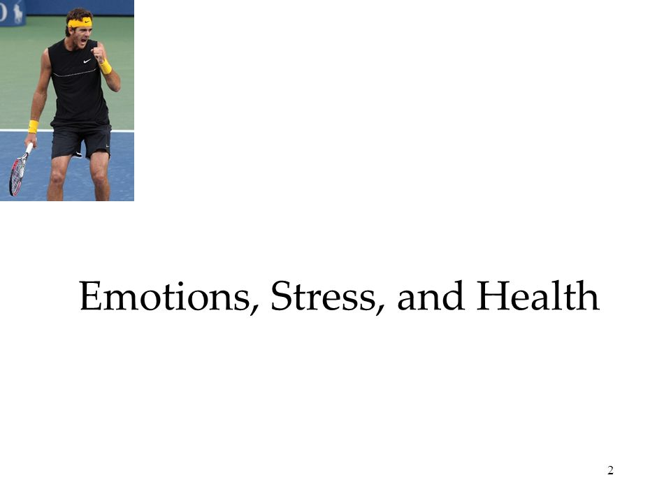 2 Emotions, Stress, and Health